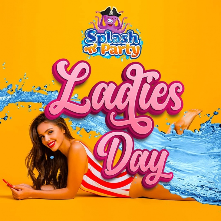 Ladies & Kids Only Day at Splash 'n' Party