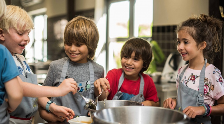 Mini Chef Cooking Class