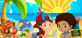 Summer Kids Camp at Khalidiya Palace Rayhaan