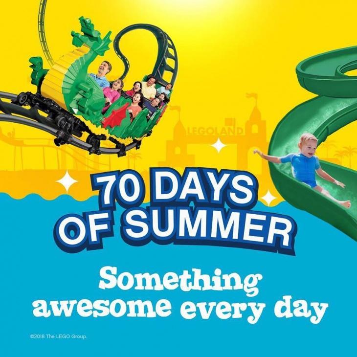 70 Days of Awesome Summer at LEGOLAND® Dubai