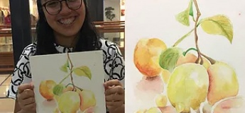 Watercolor for kids