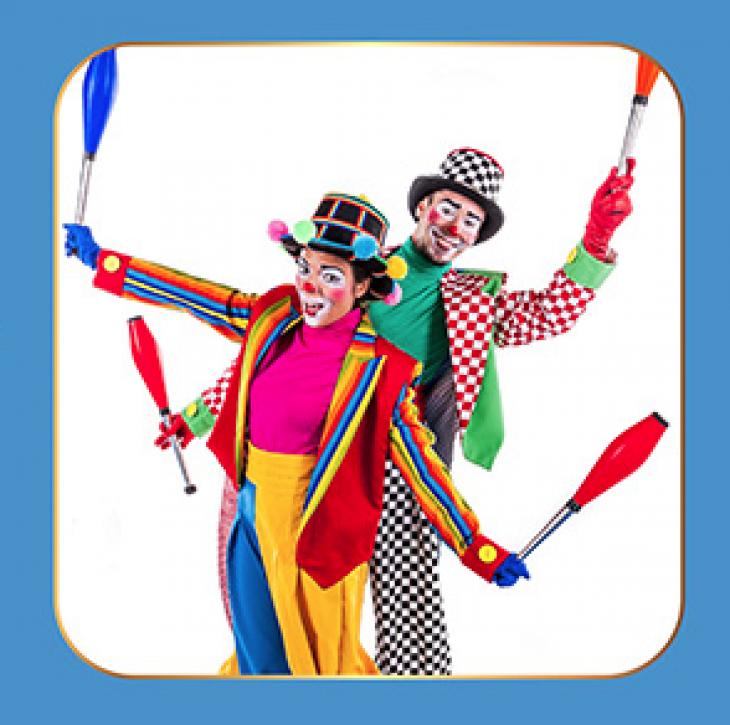 Mercato's Circus Fiesta: Show