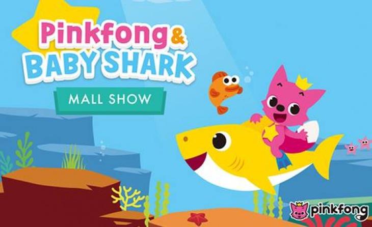 Pink Fong and Baby Shark Free Live Shows | Tickikids Dubai