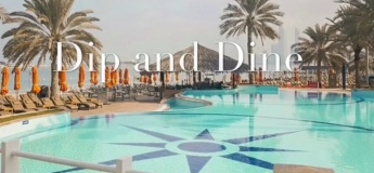 Dip and Dine at Hilton