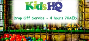Drop Off service at Kids HQ