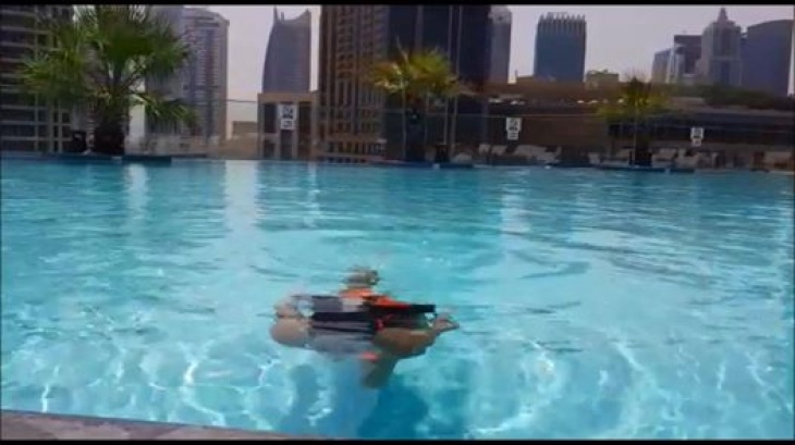 Refresh at InterContinental Dubai Marina