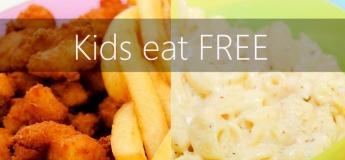 Kids eat free at Jim's