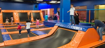 Jump Up @ Actione Zone Reem Island