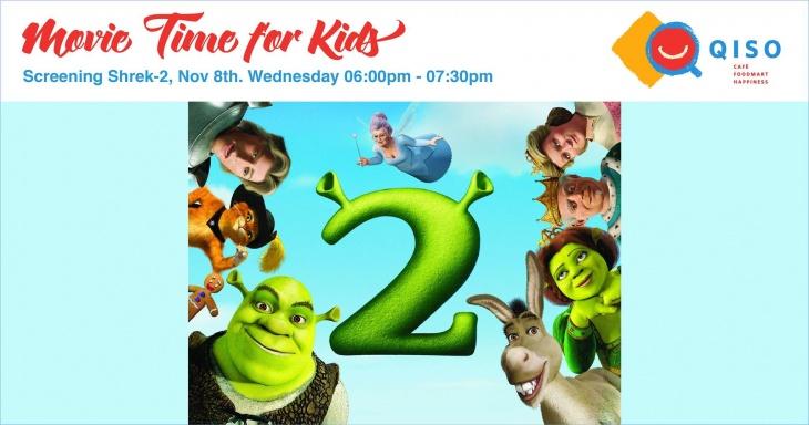 Movie Time - Shrek Series