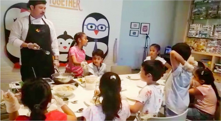 Cooking Show for Kids
