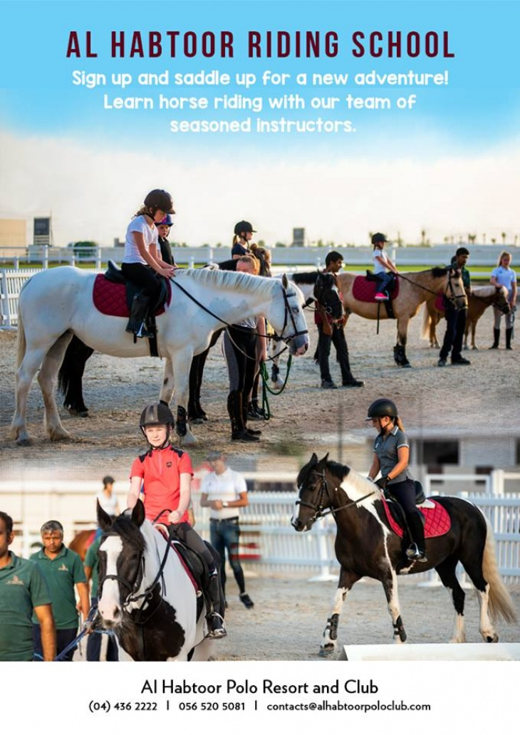 Al Habtoor Riding School