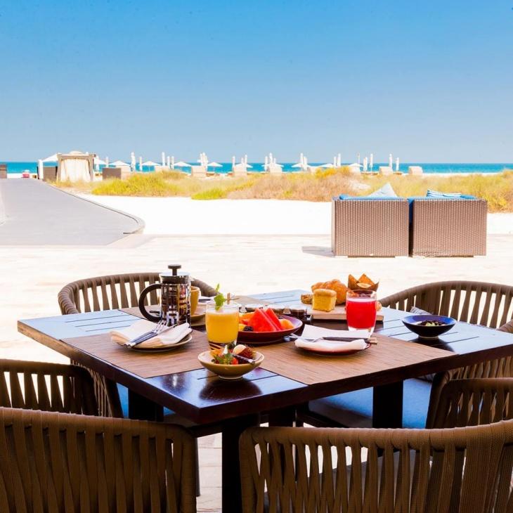 Breakfast at Beach House