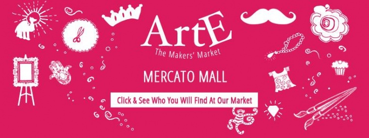 Friday ARTE Market in Mercato Mall