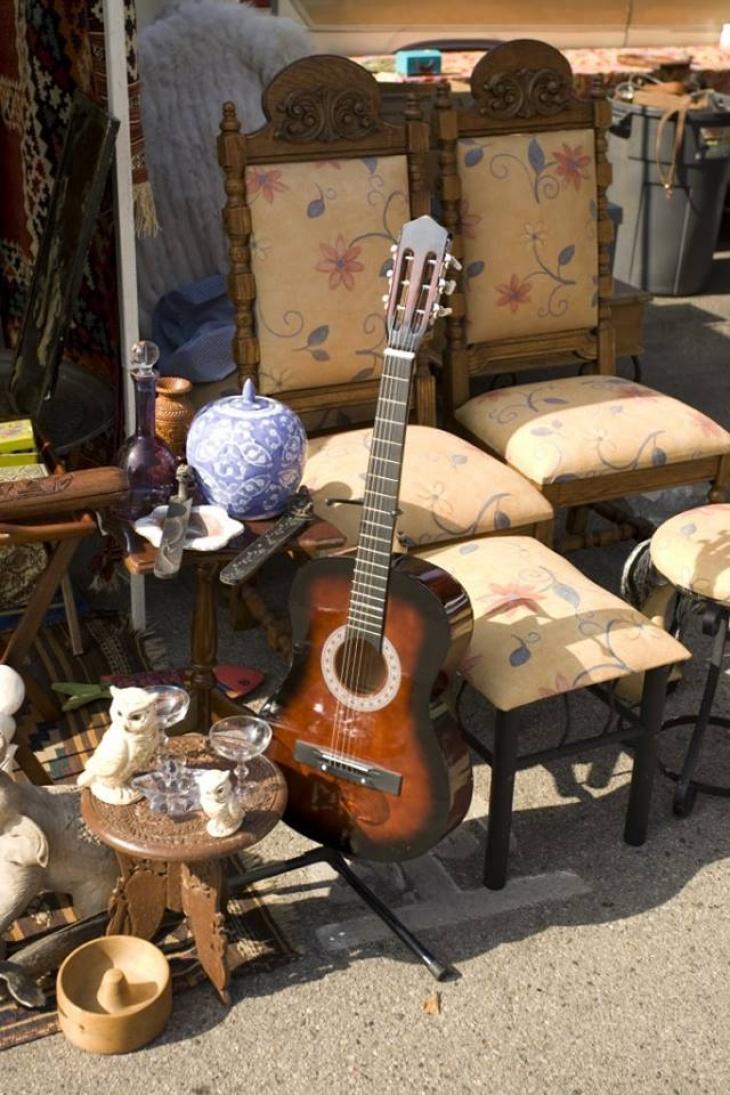 Deira Waterfront Flea Market | Tickikids Dubai