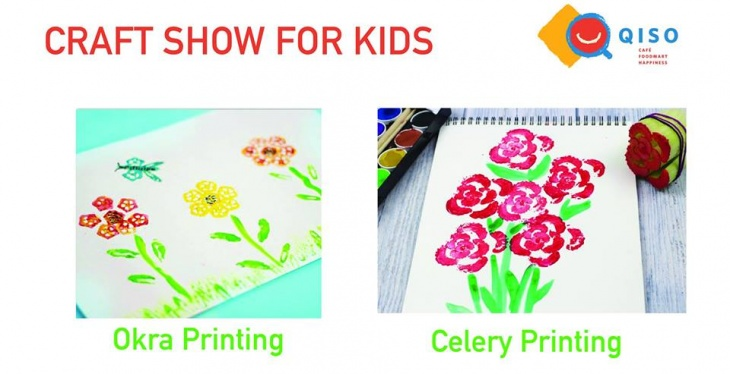 Art & Craft Show For Kids