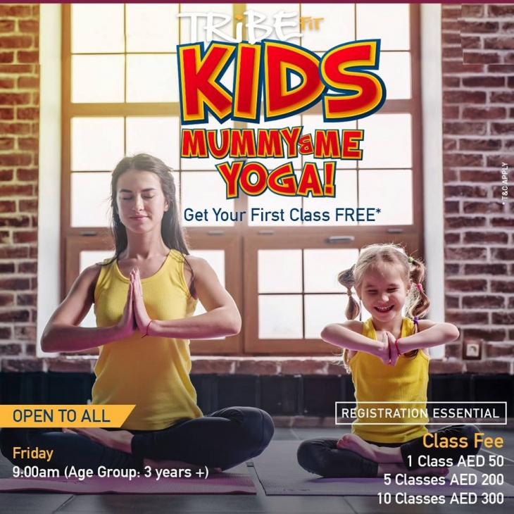 Mummy & Me Yoga