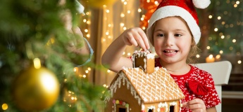 Gingerbread House Making @ Arabian Ranches Golf Club