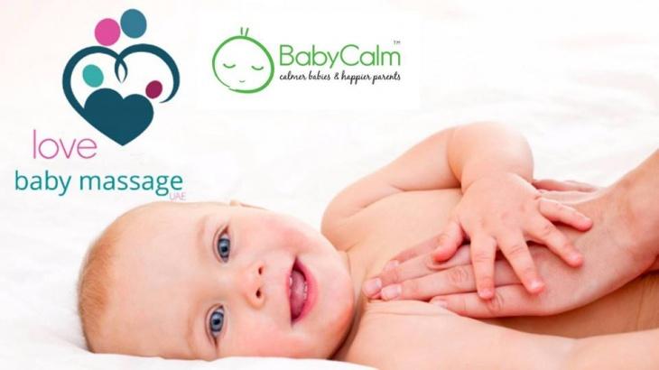 Baby Massage/BabyCalming 5-week classes