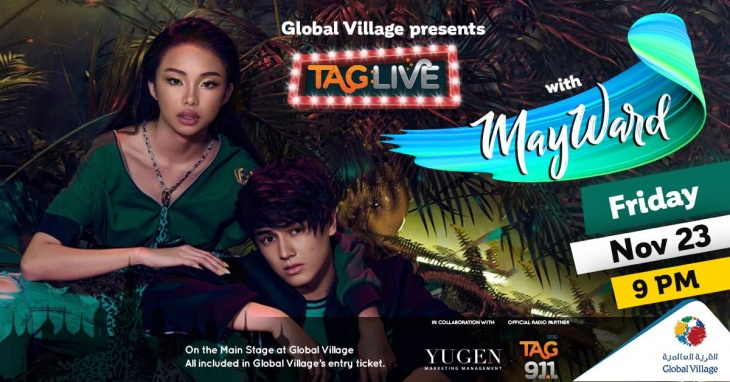 TAG: Live Festival featuring MayWard