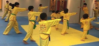 Shaolin Kung Fu for kids