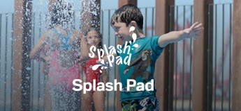 Splash Pad @ The Beach