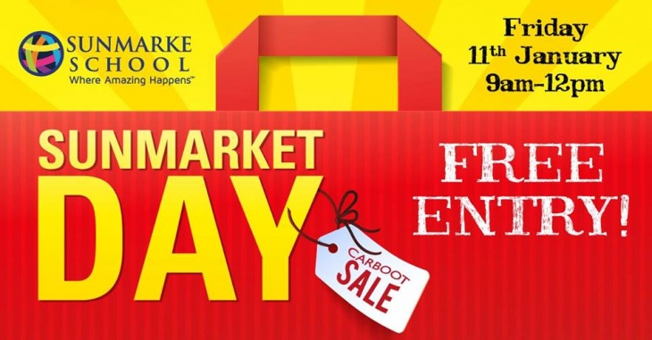Sunmarket Day - Clear out your Clutter!