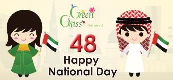 Green Grass Nursery National Day celebration