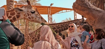 Everyday Animal Talks @ Emirates Park Zoo