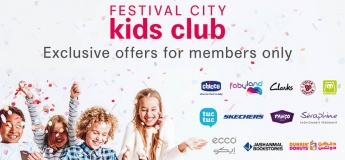 Kids Club @ Dubai Festival City Mall