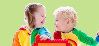 Lego-Pop in & Play