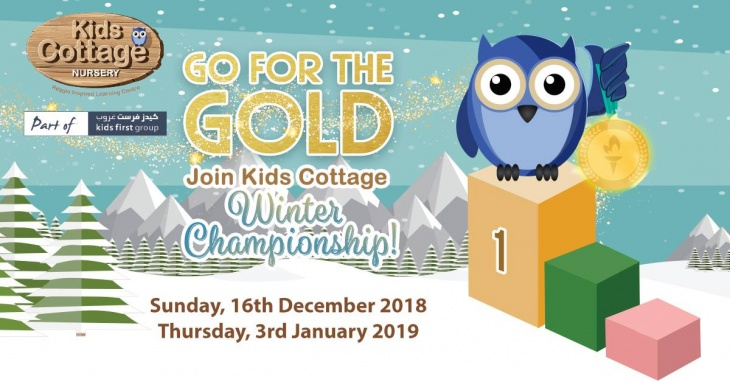 Go for Gold Winter Championship