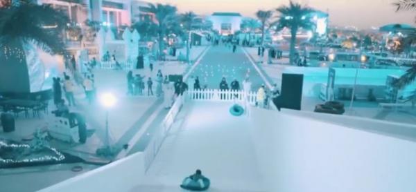 Snow Park Dubai Downtown Christmas 2021 Downtown Snowpark Tickikids Dubai
