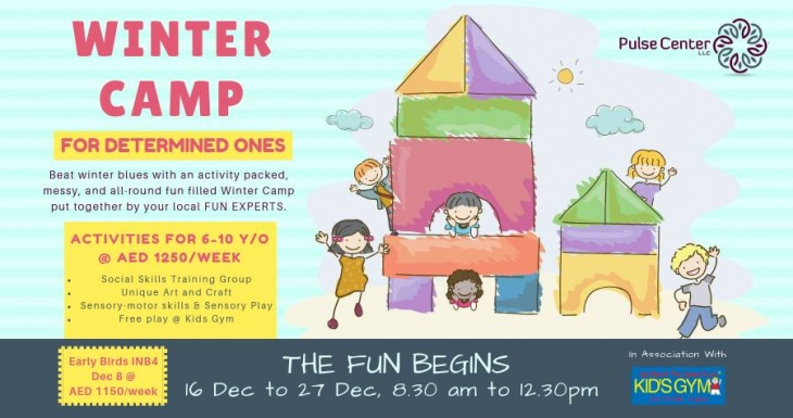 Winter Camp for Determined Ones