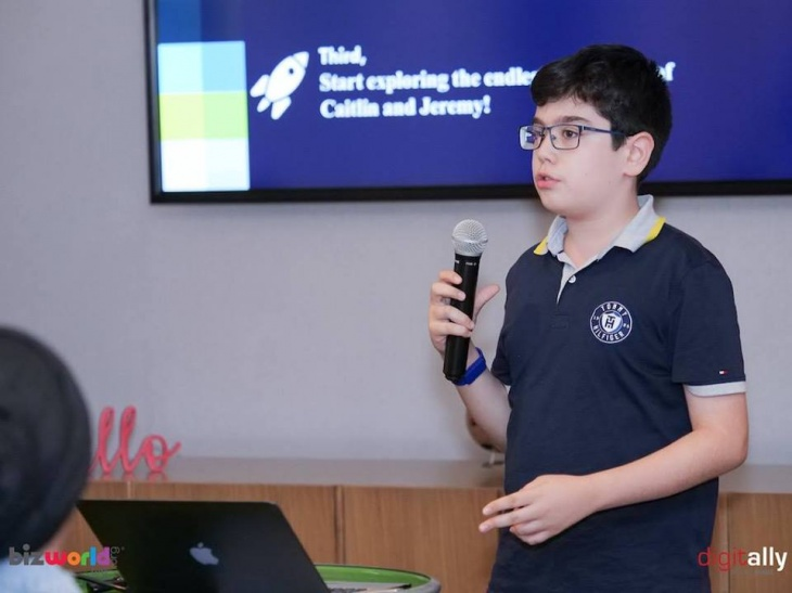 Kids Entrepreneurship Workshop