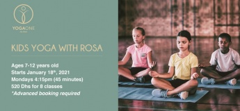 YogaOne Kids Yoga Program