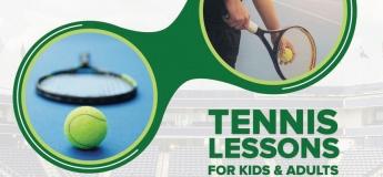 Tennis Lessons @ Advantage Sports