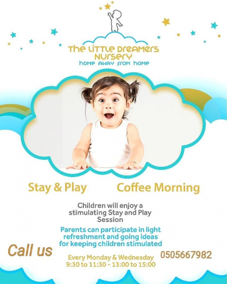 Stay and Play Coffee Morning
