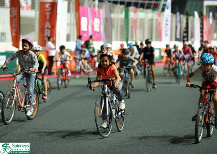 Spinneys Dubai 92 Junior Rides