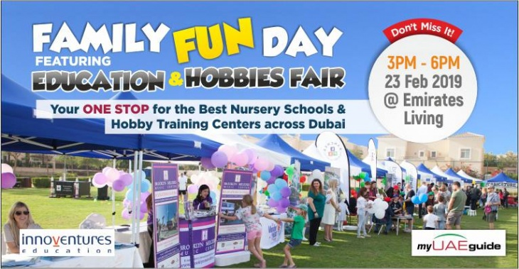Education & Hobbies Fair at Emirates Living