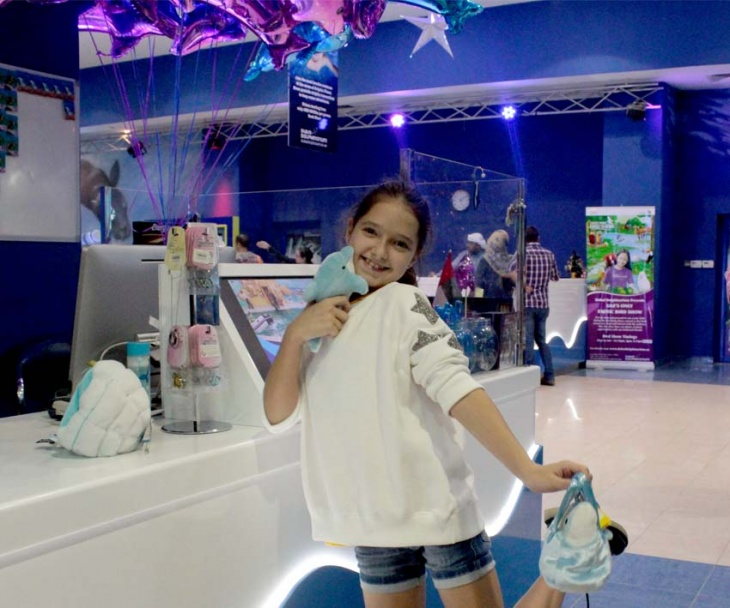 Gift Shop @ Dubai Dolphinarium
