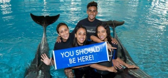 Photo Shop @ Dubai Dolphinarium