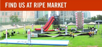 Adventure Zone at Ripe market - Dubai Police Academy