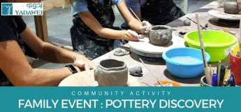 Saturday Family Event: Pottery Discovery