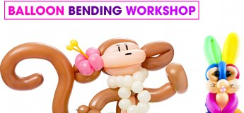 Balloon Bending Workshop