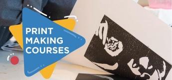 Print Making Courses: Woodcut Printing - Beginners & Advanced