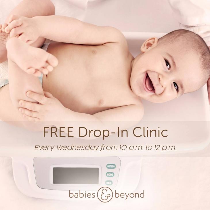 Free Drop-In Clinic