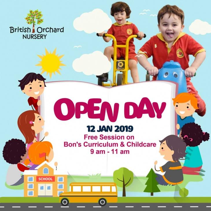 Open Day - Super Saturday