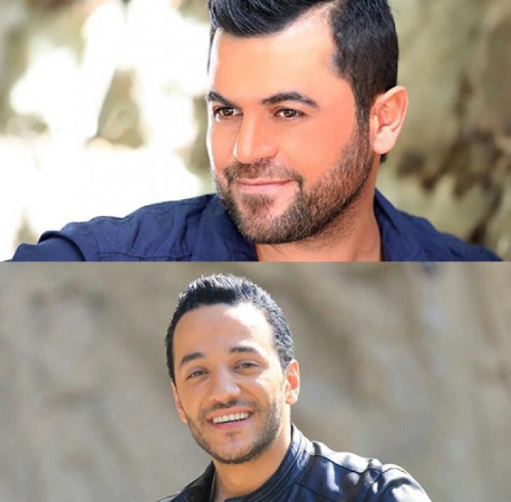 Hussain Al Deek & Wafik Habeeb @ Global Village