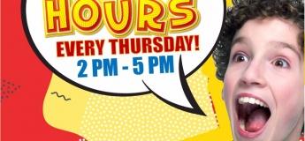Happy Hours @ Fun Ville