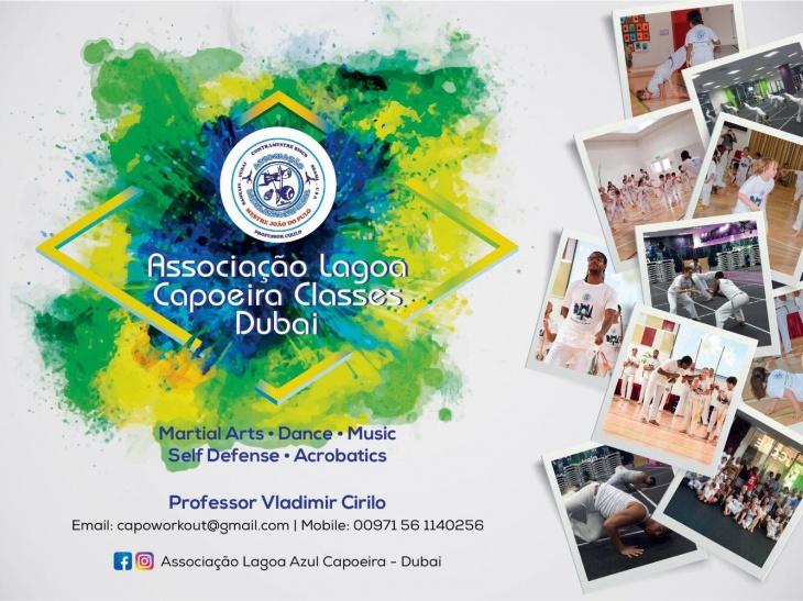 Capoeira Classes for Kids 2019 with Professor Cirilo